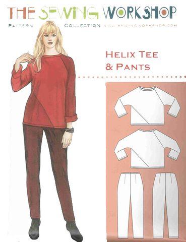 Helix Tee & Pants