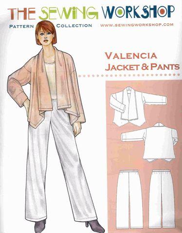 Valencia Jacket & Pants