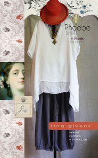Phoebe Shirt & Pants