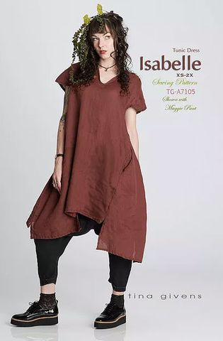 Isabelle Tunic Dress
