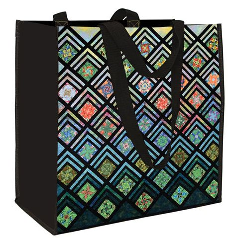 Brazil Quilt Eco Tote