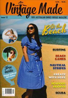 Vintage Made Magazine #12