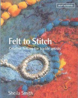 Felt to Stitch