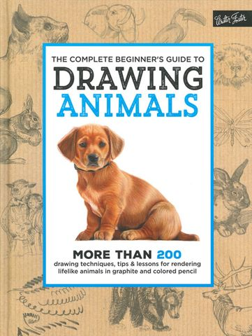Complete Beginner's Guide to Drawing Animals