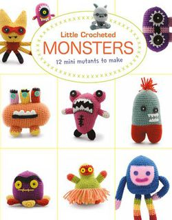 Little Crochet Monsters