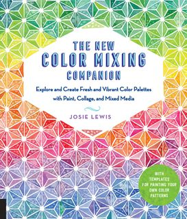 New Color Mixing Companion