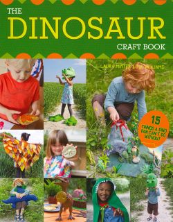 Dinosaur Craft Book