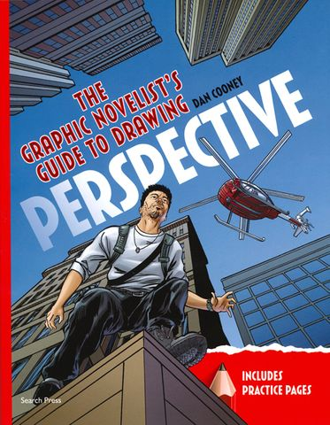Graphic Novelist's Guide to Drawing Perspective