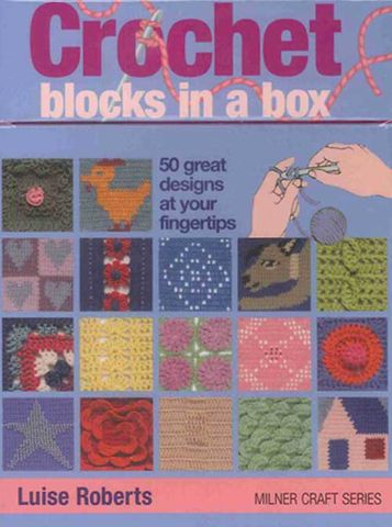 Crochet Blocks in a Box