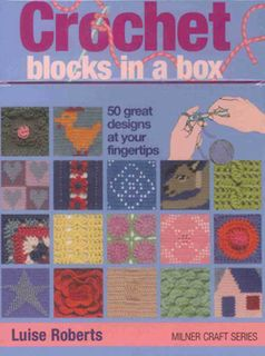 Crochet Blocks in a Box