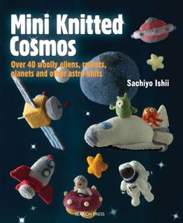 Mini Knitted Cosmos