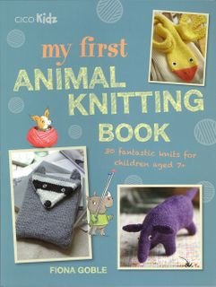 My First Animal Knitting Book