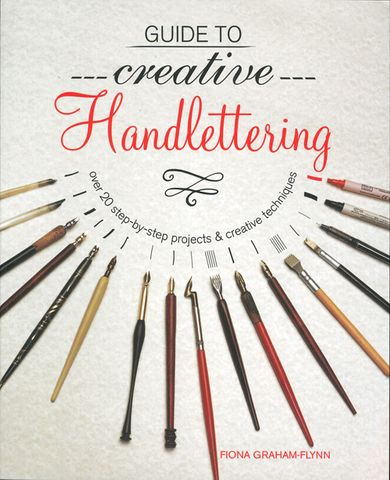 Guide to Creative Hand Lettering