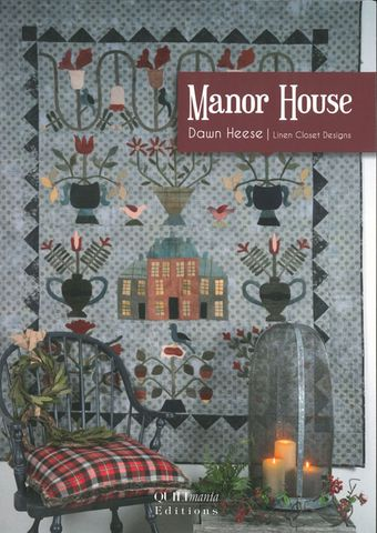 Manor House Mystery Quilt