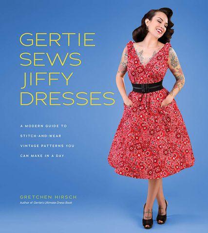 Gertie Sews Jiffy Dresses