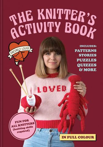 Knitter's Activity Book
