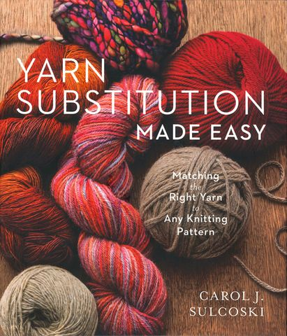 Yarn Substitution Made Easy