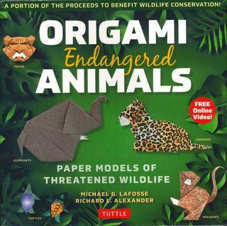 Origami Endangered Animals