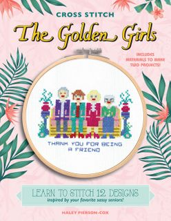 Cross-Stitch the Golden Girls