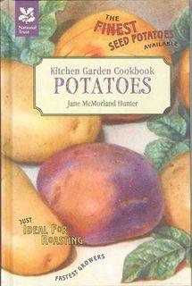 National Trust Kitchen Garden Cookbook: Potatoes