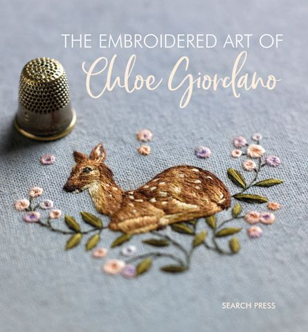 Embroidered Art of Chloe Giordano