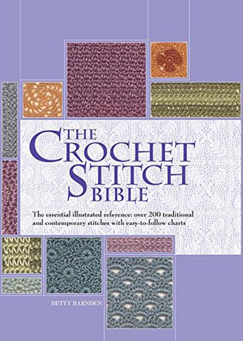 Crochet Stitch Bible