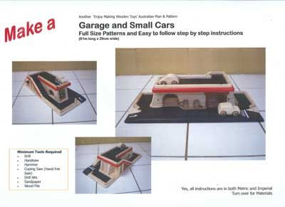 Plan-Garage and Small Cars