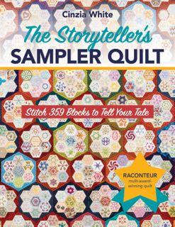 Storyteller's Sampler Quilt