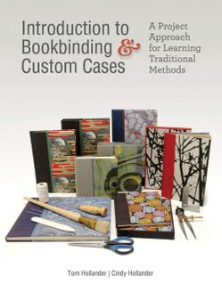 Introduction to Bookbinding and Custom Cases