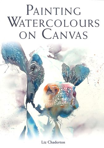 Painting Watercolous on Canvas