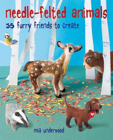 Needle-Felted Animals