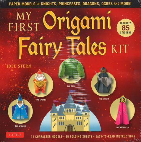 My First Origami Fairy Tales