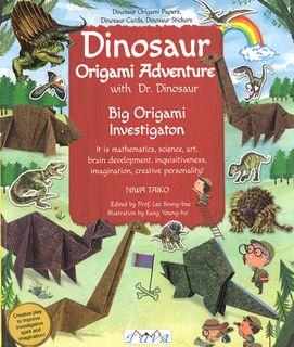 Dinosaur Origami Adventure