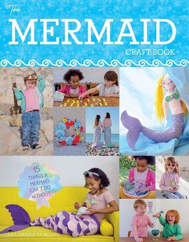 Mermaid Craft Book
