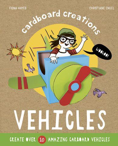 Vehicles: Cardboard Creations