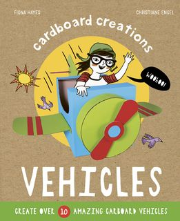 Vehicles: Cardboard Creations