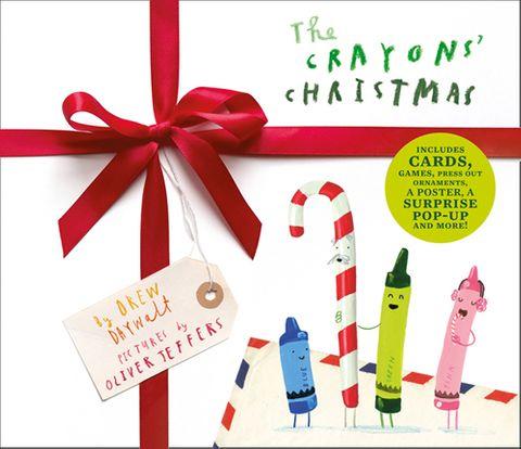 Crayons Christmas