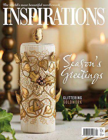 Inspirations #104 – Season's Greetings