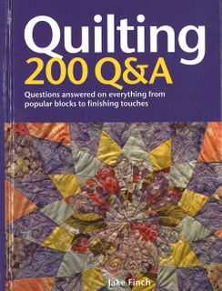 Quilting 200 Q&A