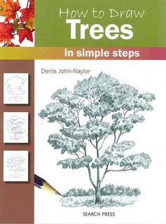 How to Draw: Trees in Simple Steps