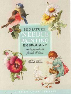 Miniature Needlepainting Embroidery