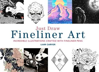 Just Draw: Fineliner Art