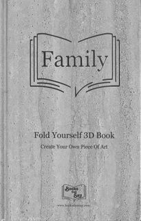 Books That Say –  Family