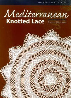 Mediterranean Knotted Lace