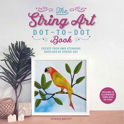 String Art Dot-to-Dot Book