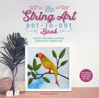 String Art Dot-to-Dot Book