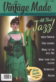 Vintage Made Magazine #14