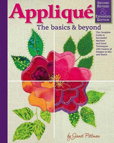 Appliqué: The Basics and Beyond
