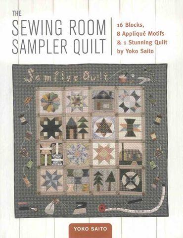 Sewing Room Sampler Quilt