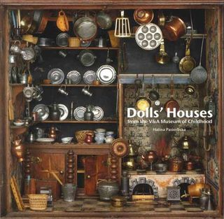 Dolls Houses from the V&A Museum of Childhood